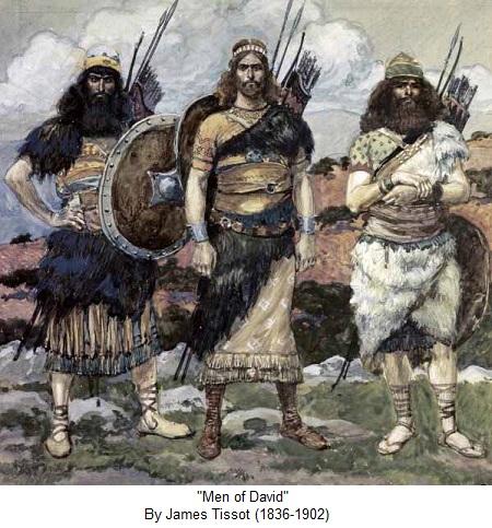 Davids Mighty Warriors - Believe Trust